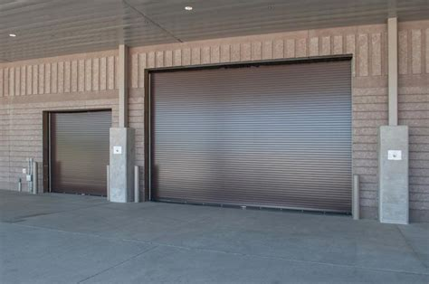 Heavy Duty Stormtite Springless Service Doors 620s Used Overhead Garage Doors