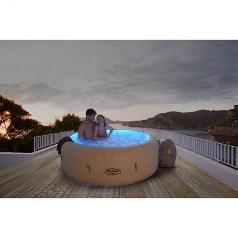 Gifi Spa Gonflable 4133 spa gonflable lay z spa bestway 4 224 6 places