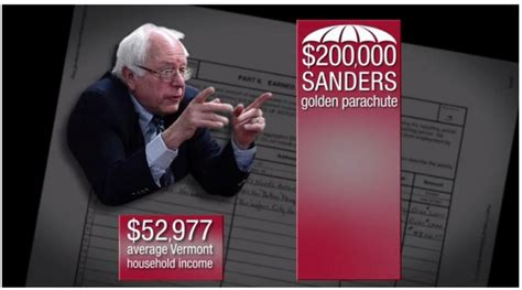 bernie sanders real estate the tunnel wall
