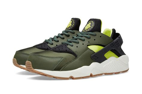 Nike Airmax 9 0 Black Green nike air huarache carbon green black hypebeast