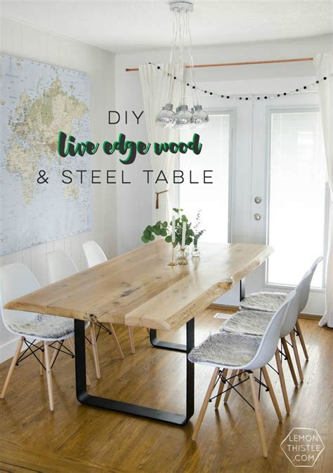 Diy Dining Room Table Ideas Best 25 Diy Dining Table Ideas On Pinterest Diy Dinning Room Igf Usa