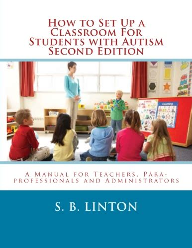 classroom layout for students with autism for teachers