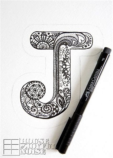 Letter J Drawing by 10 Best Images About Doodle Town On Colorful