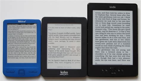 ebook format epub kindle trekstor pyrus mini review video