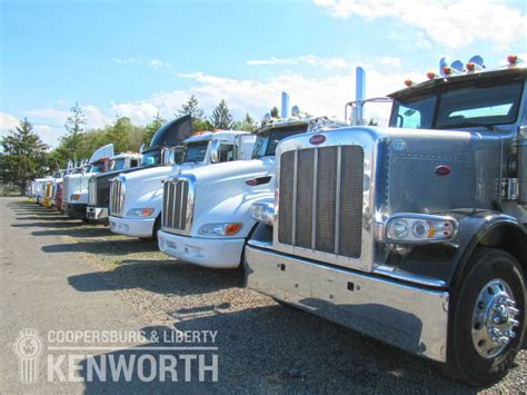kenworth fleet trucks for sale day cab trucks for sale coopersburg liberty kenworth