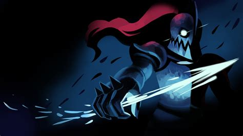 undertale wallpaper computer undertale the game images undyne wallpaper hd wallpaper