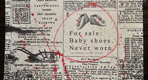 baby shoes never worn extensive research reveals hemingway probably didn t write