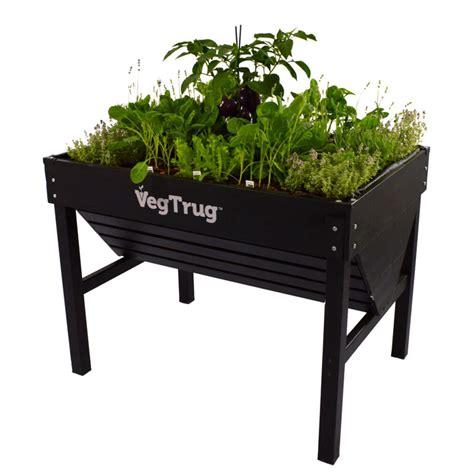 Vegtrug aluminium 1m vegetable growing accessories garden equipment garden dobies