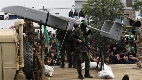 membuat pesawat drone hamas berhasil membuat pesawat tanpa awak drone voa