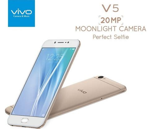 vivo v5 vivo mobile launches vivo v5 with 20mp php 12 999 the fanboy seo