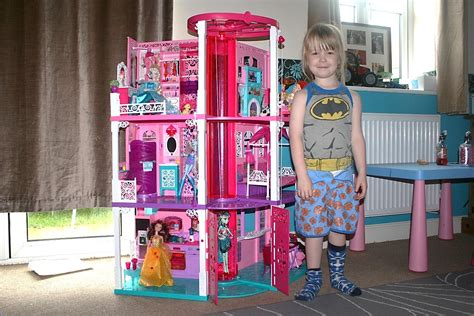Barbie Dreamhouse Dolls House Playset Review Toys R Us Blog