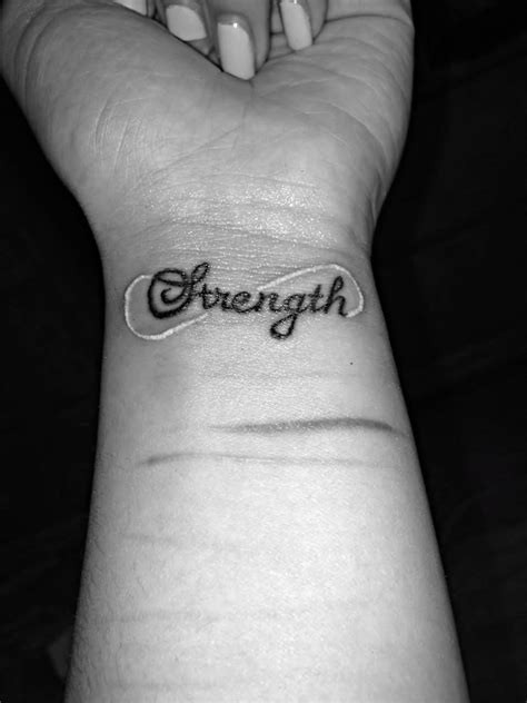 strength wrist tattoo 22 wrists strength tattoos