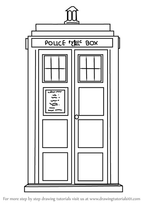 forever grayscale coloring book coloring book books learn how to draw tardis from doctor who doctor who step