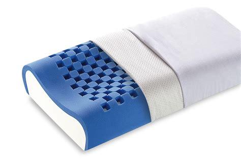 memory cuscino memory blue maxi cervicale manifattura falomo