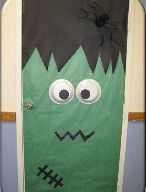 Frankenstein Door ideas doors frankenstein
