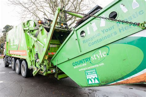 Recycle With Style by Collection Recyling Of Mixed Recyclables For Tonbridge