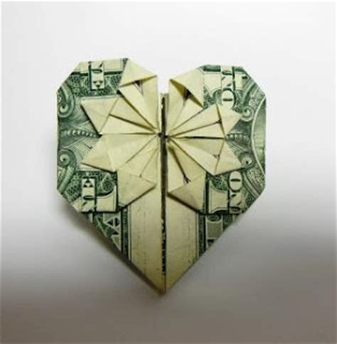 Shaped Dollar Bill Origami - the of crafting 14 days of s day 8