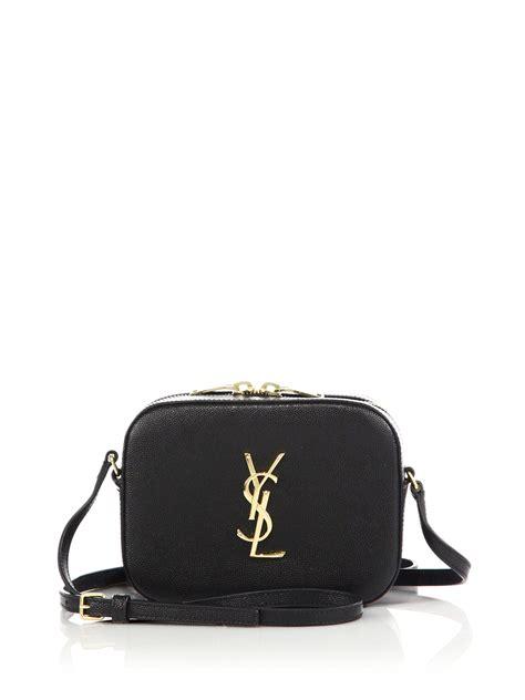 Ysl Clasic Caviar Bag laurent classic kate monogram laurent clutch in dove white crocodile embossed