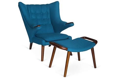 turquoise leather chair and ottoman turquoise leather chair and ottoman 28 images 1920s
