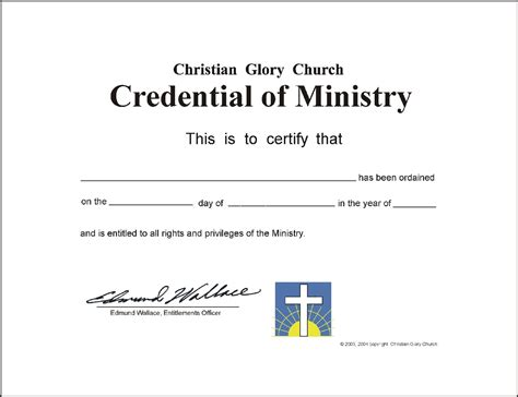Minister License Id Card Template by Fast Minister Ordination Ordained Ordination Ordain