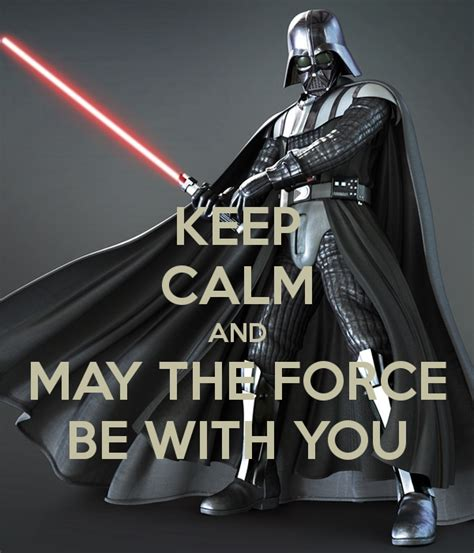 May The Force Be With You Meme - may the force be with you know your meme