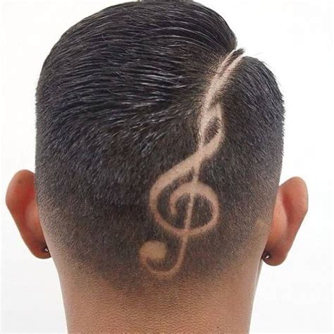 hair tattoo for men 37 best mens hair cuts designs images on