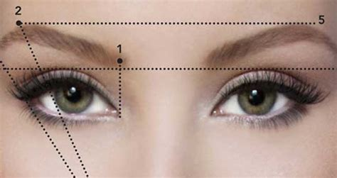 7 simple steps to fill in your sparse eyebrows