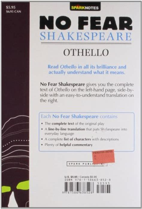 spark notes no fear shakespeare othello sparknotes no fear shakespeare kilima italy spark notes no fear shakespeare othello