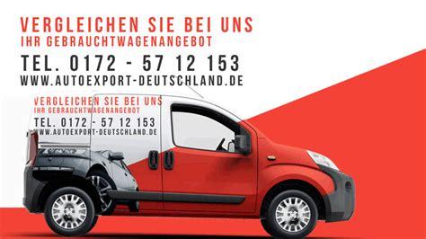 Auto Mit Motorschaden Verkaufen Dresden by Auto Export H 228 Ndler Archive Autoexport Gebrauchtwagen