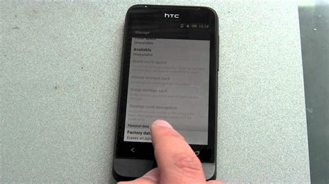 how to reset an android phone how to reset your android phone htc one v