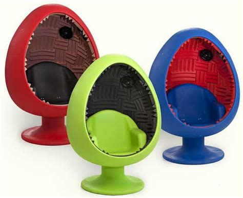 sound egg chair wired for sound vision gaming