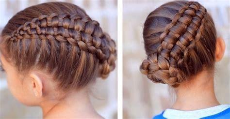 imagenes de peinados para nias 2016 trenzas para ninas 2016 recogidos esbelleza com