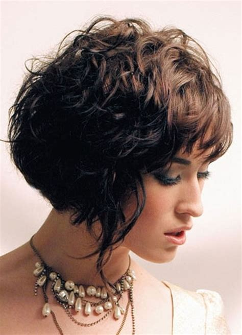 short hairstyles with long pieces women short hair style with long wavy pieces short
