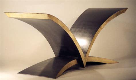 modern dining table bases modloft argyll dining table