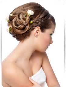 El mundo del peinado peinados de novia 2014
