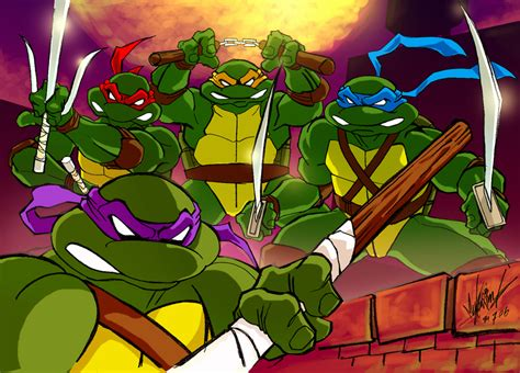 tmnt wallpaper classic classic tmnt wallpaper wallpapersafari