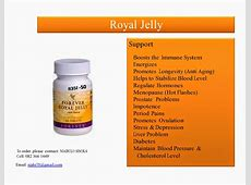 Aloe for wellness: Aloe for wellness Royal Jelly Benefits