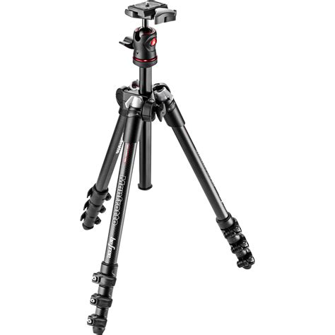 Tripod Manfrotto manfrotto befree compact travel carbon fiber tripod mkbfrc4 bhz