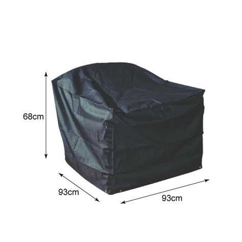 Large Armchair Covers Modular Armchair Cover Large Pvc Backed Polyester
