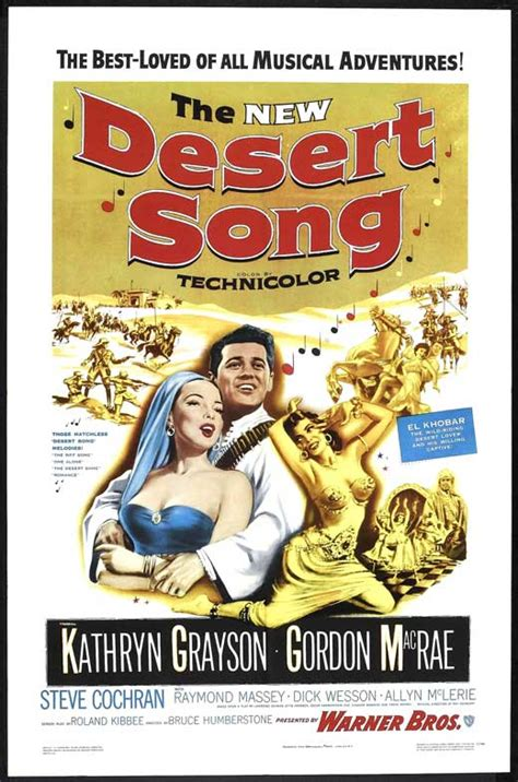 the desert song movie posters from movie poster shop