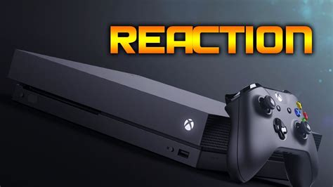 e3 2017 xbox one x 232 formidabile le esclusive ci xbox one x trailer release date reveal reaction