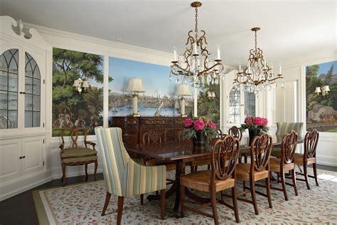 traditional dining room chandeliers dining chairs room traditional with visual comfort