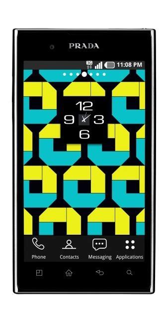 Prada Slim U N G U lg prada 3 0 unveiled slim and bright android with a