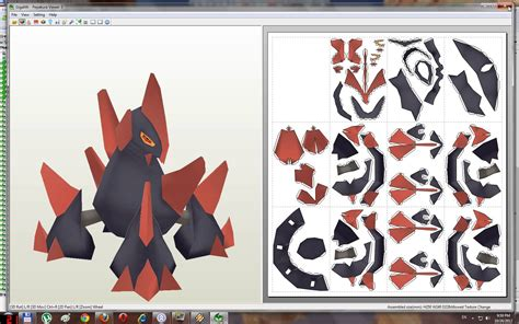 How To Make A Pokedex Out Of Paper - sabi96 papercraft box coming soon