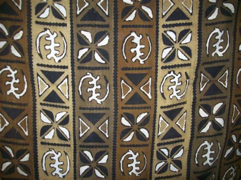 african upholstery fabric african traditional mudcloth earth tone real mud cloth fabric