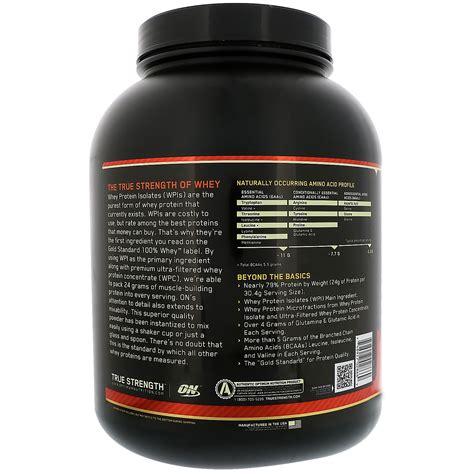 On Whey Gold Standard 5 Lbs Optimum Nutrition 5 Lbs optimum nutrition gold standard 100 whey rich chocolate 5 lbs 2 27 kg iherb