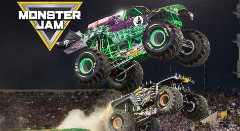 monster truck jam houston monster jam reno the nevada travel network