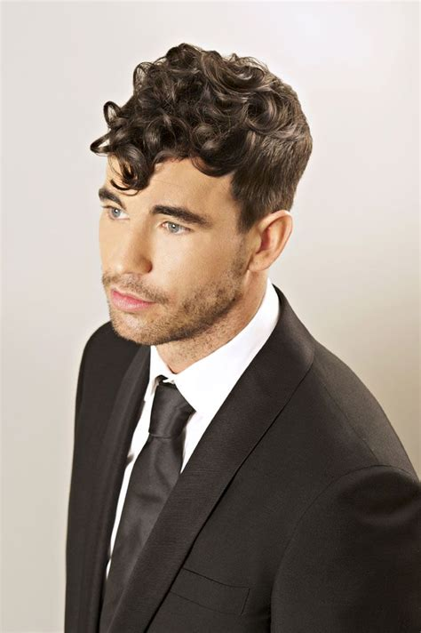 hair cuts tony guy get the gatsby look inspiration curly hair men gatsby