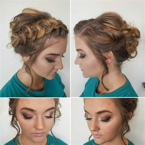 homecoming hairstyles for medium hair 20 gorgeous prom hairstyle designs for short hair prom