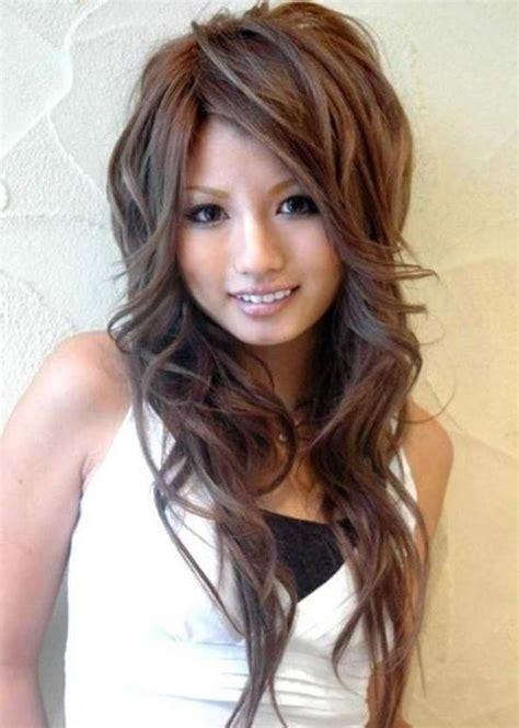long hair with short layers on top 15 best collection of long hairstyles with short layers on top